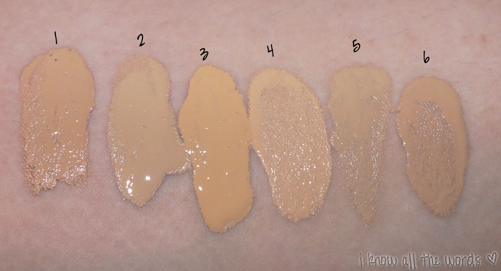 Review Bourjois Healthy Mix Foundation I Know All The Words