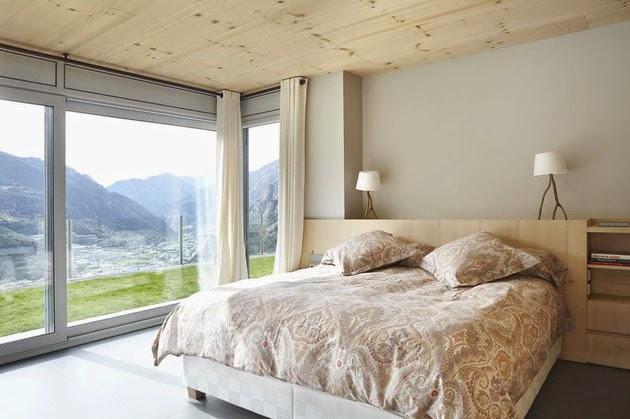dirancang untuk membuat keseimbangan antara materi yang dipakai dan luas ruangan yan Rancangan Ide Desain Interior Rumah Sederhana