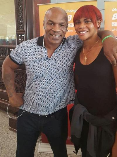 Is mike tyson a sex offender
