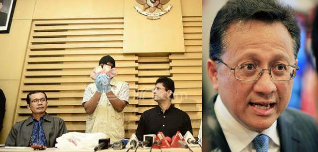 BREAKING NEWS: KPK Tetapkan Irman Gusman (Ketua DPD) Tersangka