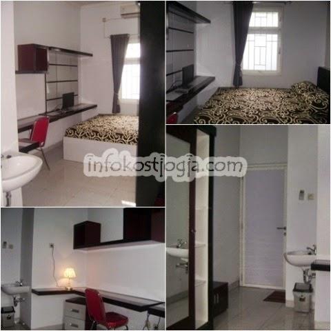 kost harian fasilitas hotel di yogyakarta
