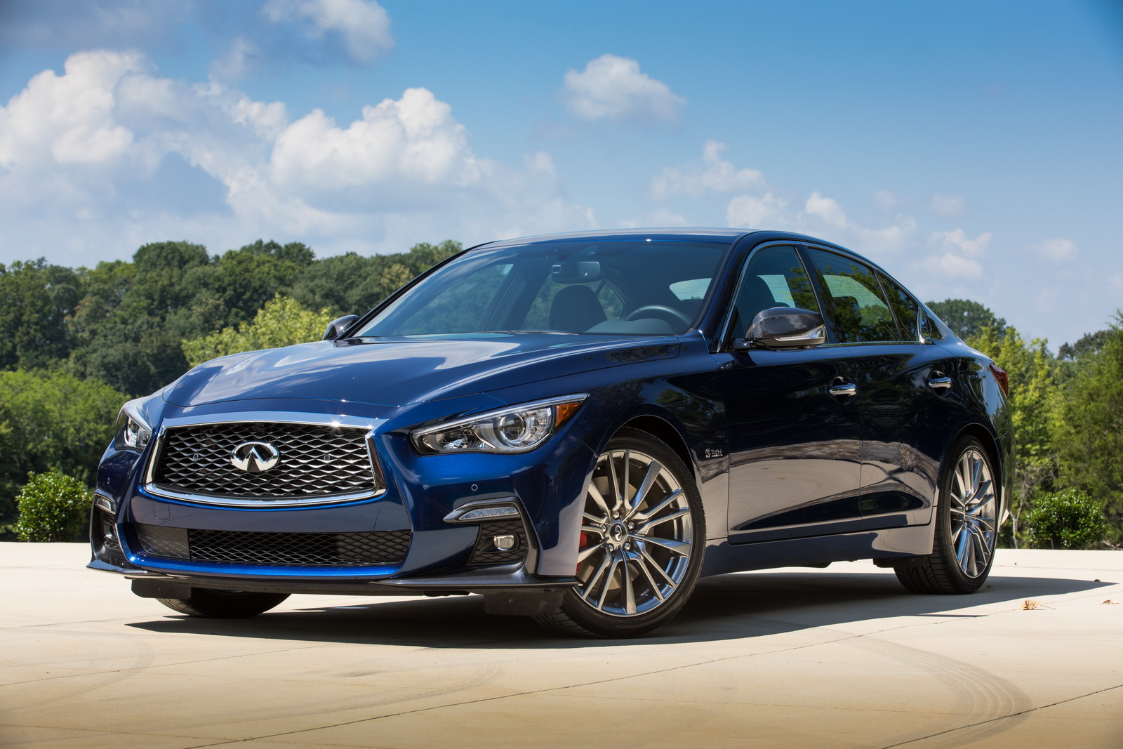 refreshed 2018 infiniti q50 priced from 34 200 48 pics