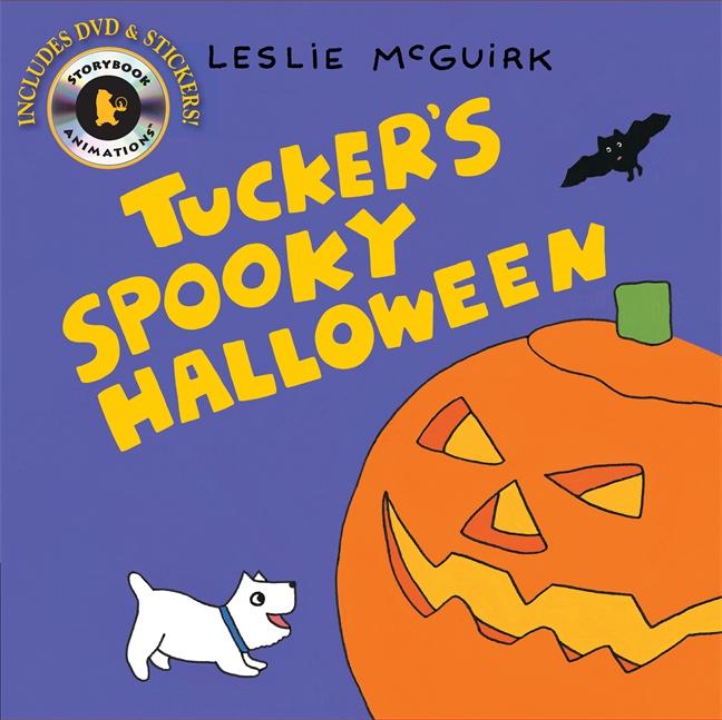 Tucker's Spooky Halloween Leslie McGuirk