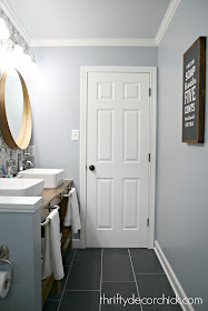 dark gray 12x24 tiles