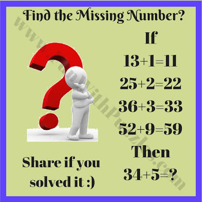 Can you crack this riddle?