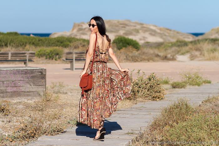 mejores Bloggers de moda influencers de Valencia España estilo bohemio