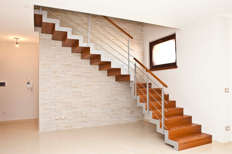 Gambar Model Tangga Rumah Minimalis Ukuran Kecil