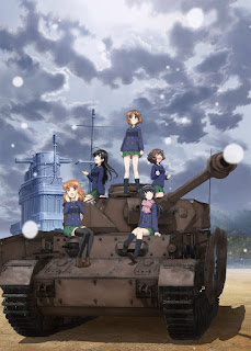 تقرير فيلم البنات والبانزر: الفصل الأخير الجزء الرابع Girls & Panzer: Saishuushou Part 4