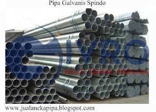 Pabrik Pipa Galvanis