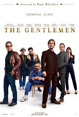 The Gentlemen (2020) Hindi Subbed 720p HDCAM 800MB