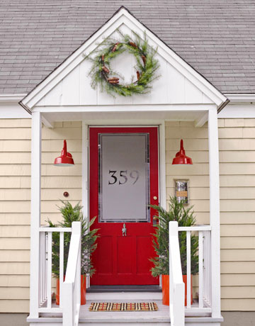 How To Paint A Front Door Red And Save Your Sanity Part One
