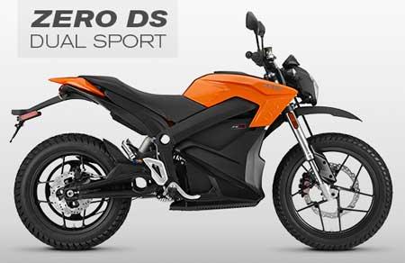 Zero Motorcycle DS