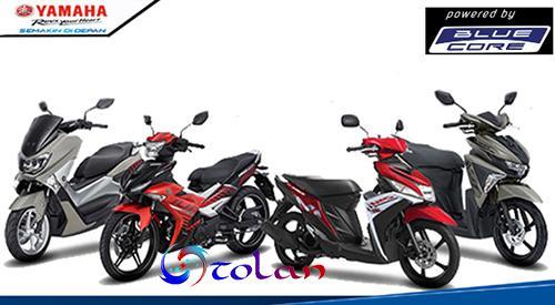 Gambar Harga Kredit Motor Yamaha