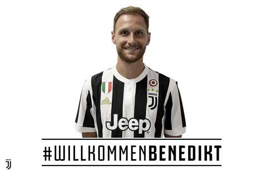 CHÍNH THỨC: Juventus đón tân binh từ Bundesliga