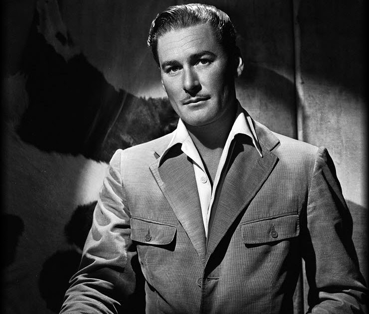 Inspiration Vintage: Happy Birthday Errol Flynn, You
