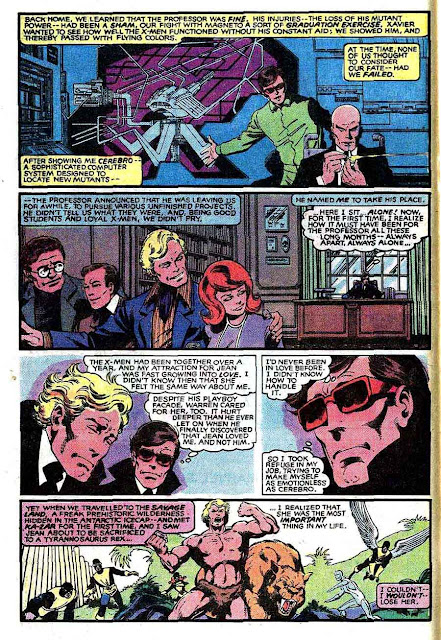 X-men v1 #138 marvel comic book page art by John Byrne