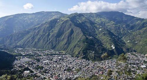 Cidade de Baños – Equador