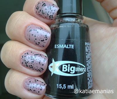 Swatches, Big Universo, katiaemanias, glitter,