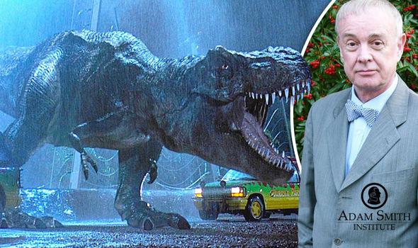 ¿Podrían los dinosaurios ser devueltos a la vida? Según el doctor Madsen Pirie, SÍ, sucederá.