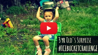 Watch 3 year old Scarlett Rose Davis from West Midlands take on the ALS Ice Bucket Challenge with an F bomb via geniushowto.blogspot.com Firearms shooting videos