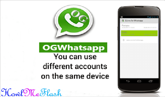 ogwhatsapp dual whatsapp single device