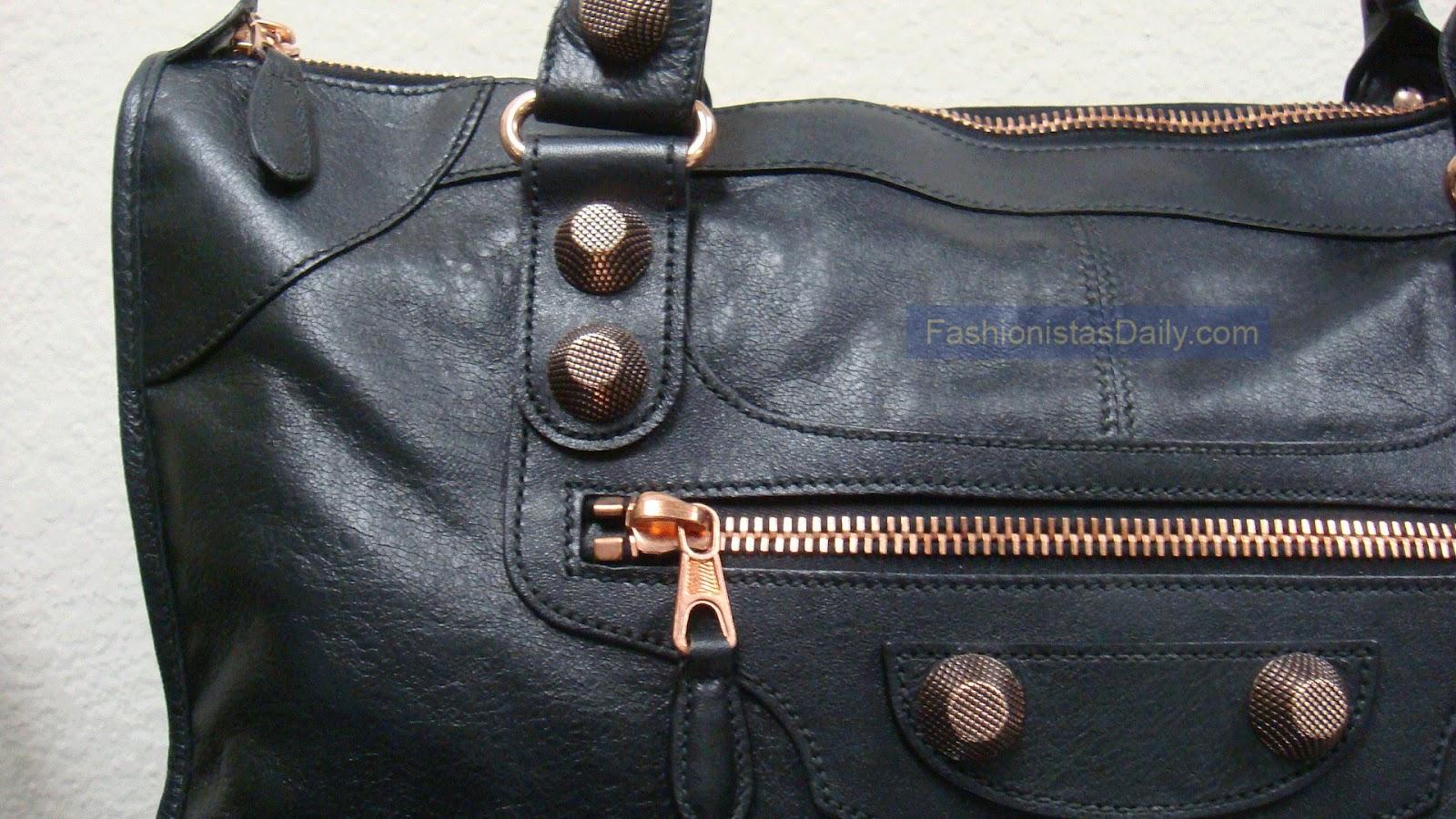 Balenciaga Bag Rose Gold Hardware | The Art