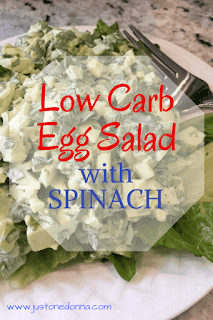 Low Carb Egg Salad