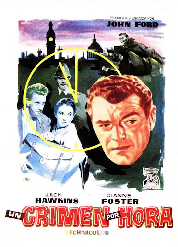 Un crimen por hora (1958) DescargaCineClasico.Net