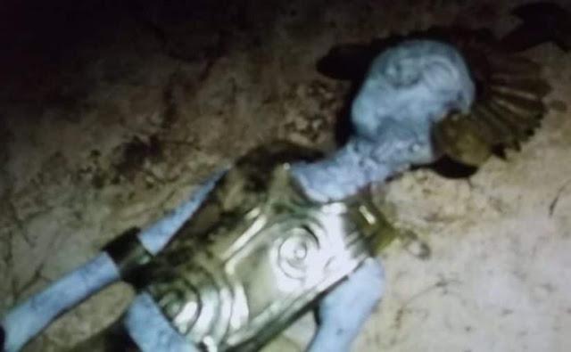 Ανακάλυψε Μούμιες Εξωγήινων Στη Nazca Με Αρχαιοελληνική Πανοπλία; (Εικόνες-Video)