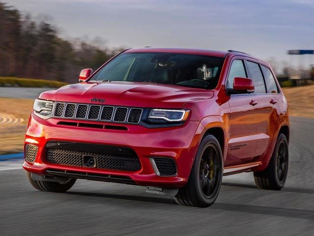 Jeep Grand Cherokee Trim Levels