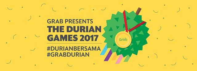 Grab - 1 GrabRewards Point for D24 Durians #Durianbersama #grabdurian
