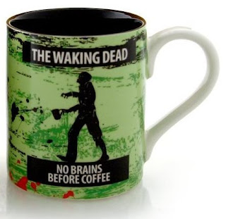 The Waking Dead ZOMBIE coffee mug