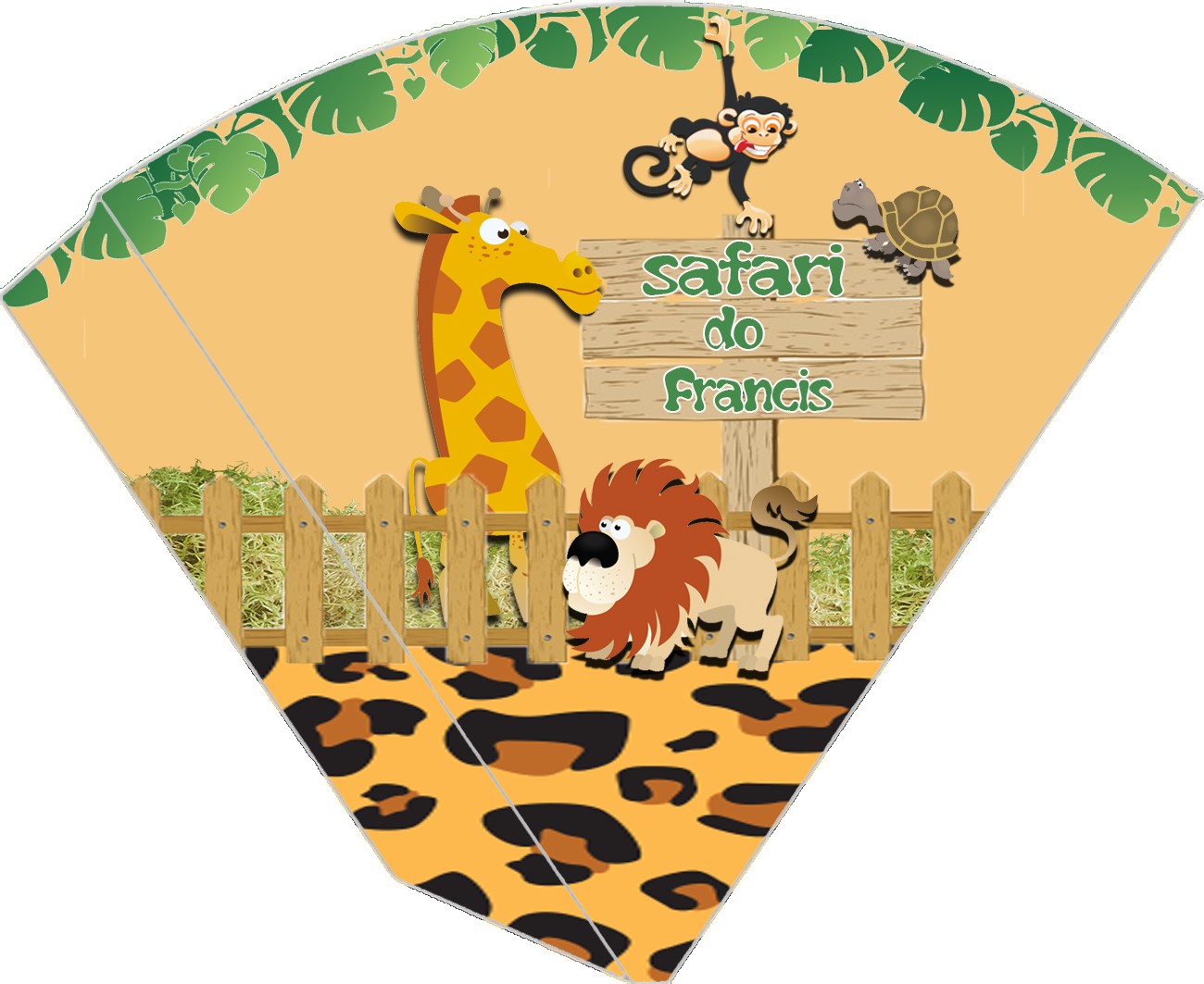 Kit Digital De Aniversario Tema Safari Para Imprimir Mimo Kids