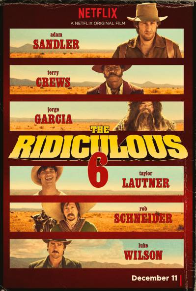 The Ridiculous 6 (2015) ταινιες online seires oipeirates greek subs