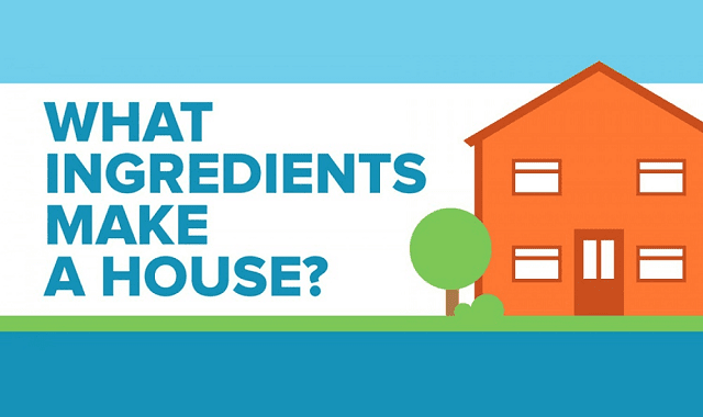 What Ingredients Make A House?