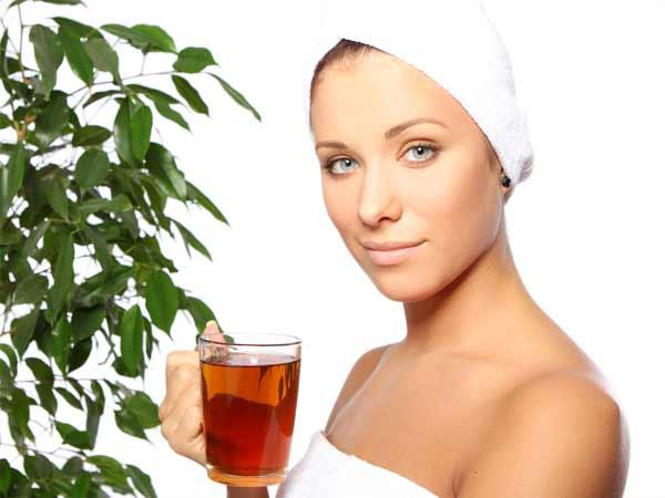 9 Manfaat Rendaman Air Teh Untuk Wajah Perempuan Gaya Hidup