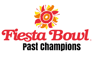 fiesta bowl, champions, Winners, history,  by year, list.