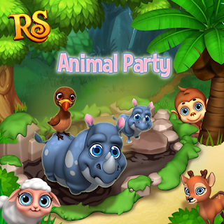 Animal Party in Royal Story