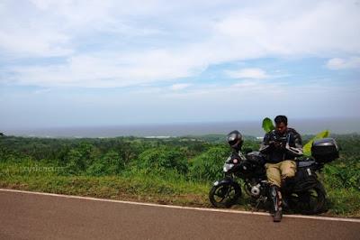 touring motor ke rancabuaya