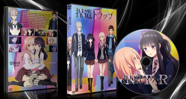 Netsuzou TRap | Cover DVD | MEGA |