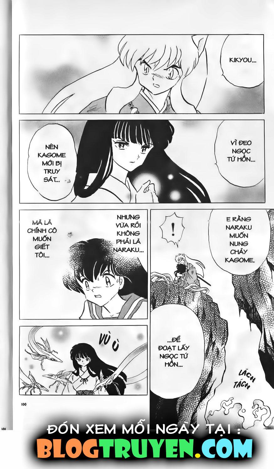 Inuyasha vol 13.6 trang 7