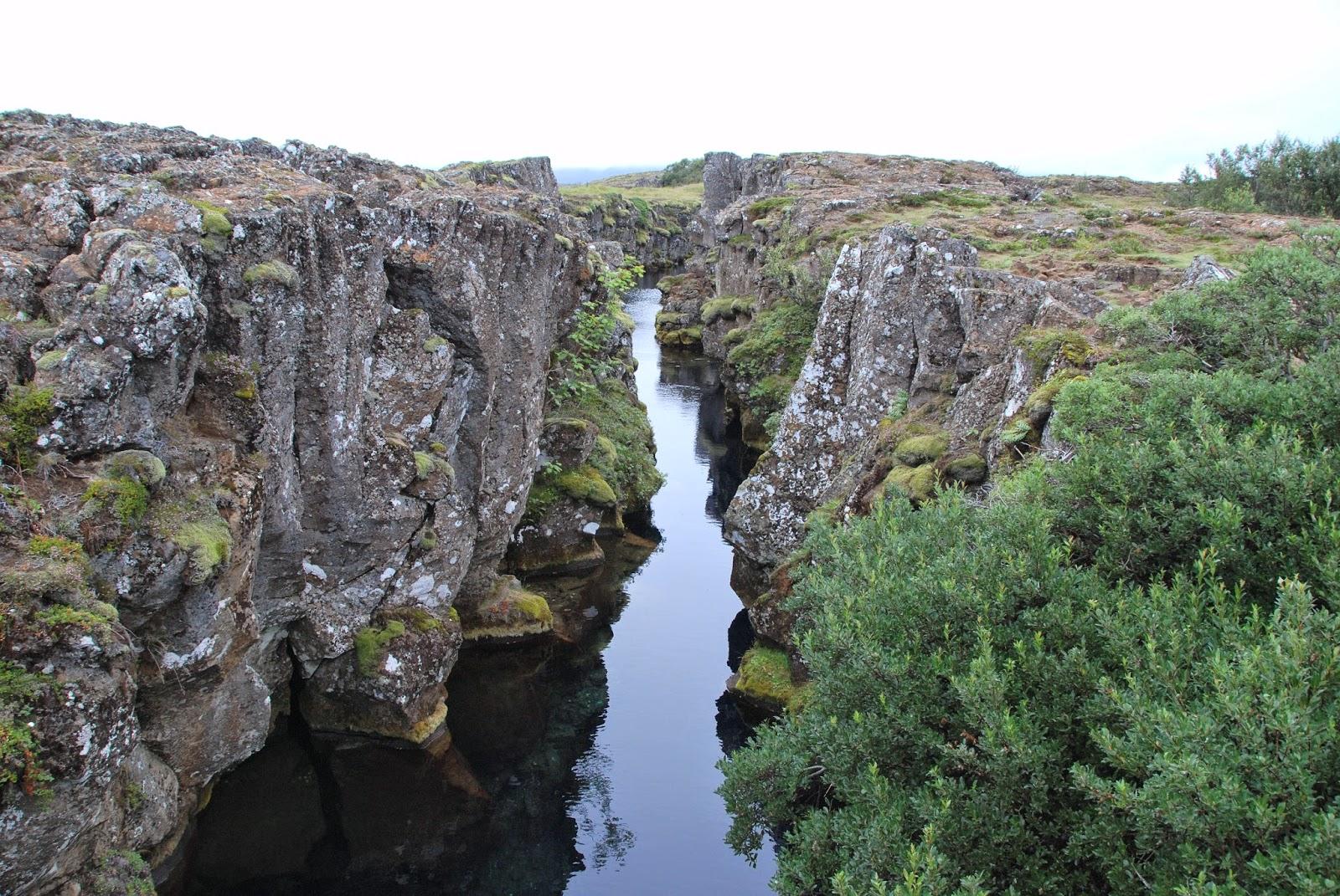 Tectonic Plates Iceland Plate Boundary