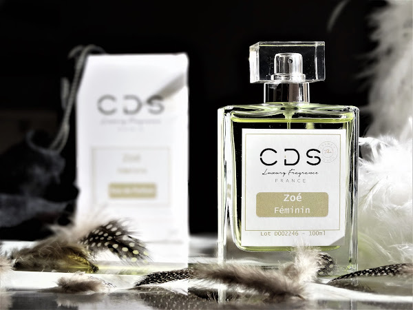 Zoé de CDS France - Luxury Fragrance