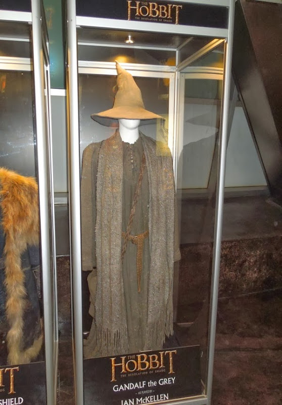 Hobbit 2 Desolation of Smaug Gandalf movie costume