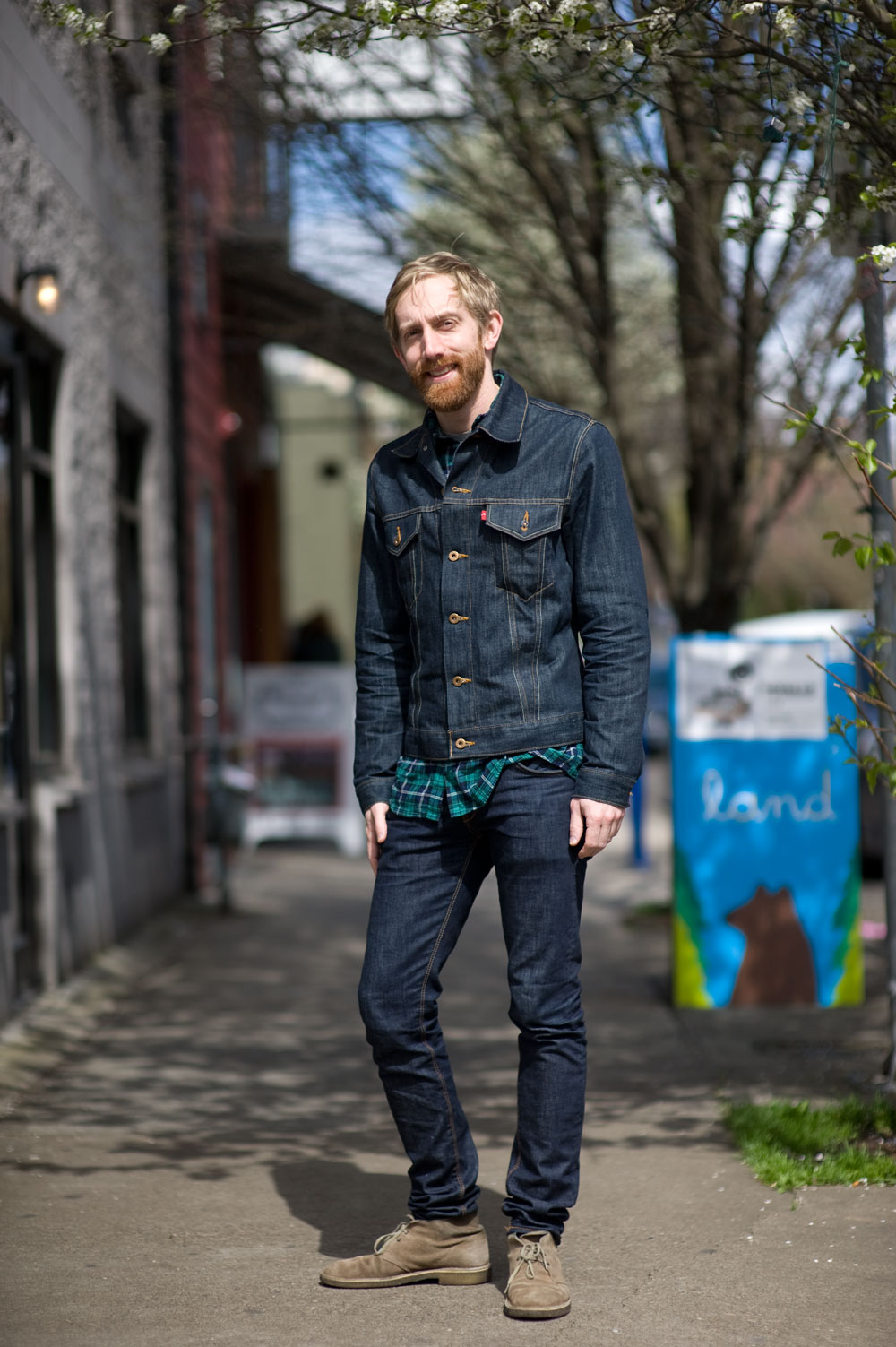 Urban Weeds Street Style From Portland Oregon Matt On N