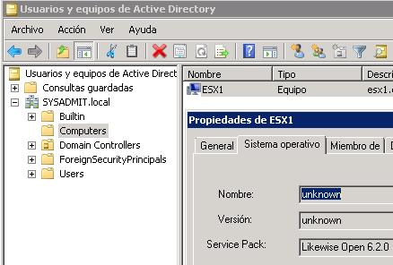 Vista dsa.msc, contenedor computers