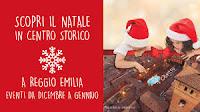 Natale in stazione: Eventi a Reggio Emilia