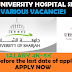 Latest jobs in University Hospital Sharjah United Arab Emirates