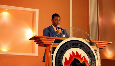 The Power of Divine Favour By Dr D K Olukoya