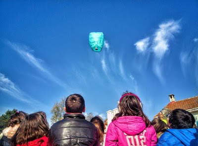 Τα αερόστατα της Κατερίνης
